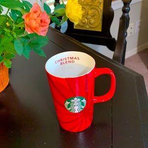 Starbucks Christmas mug ☕️ 🎄